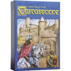 Carcassonne - Puzzel & Spel
