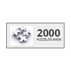 2000stukken Ravensburger - Puzzel & Spel